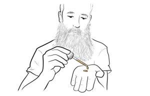 how-to-apply-beard-oil-2